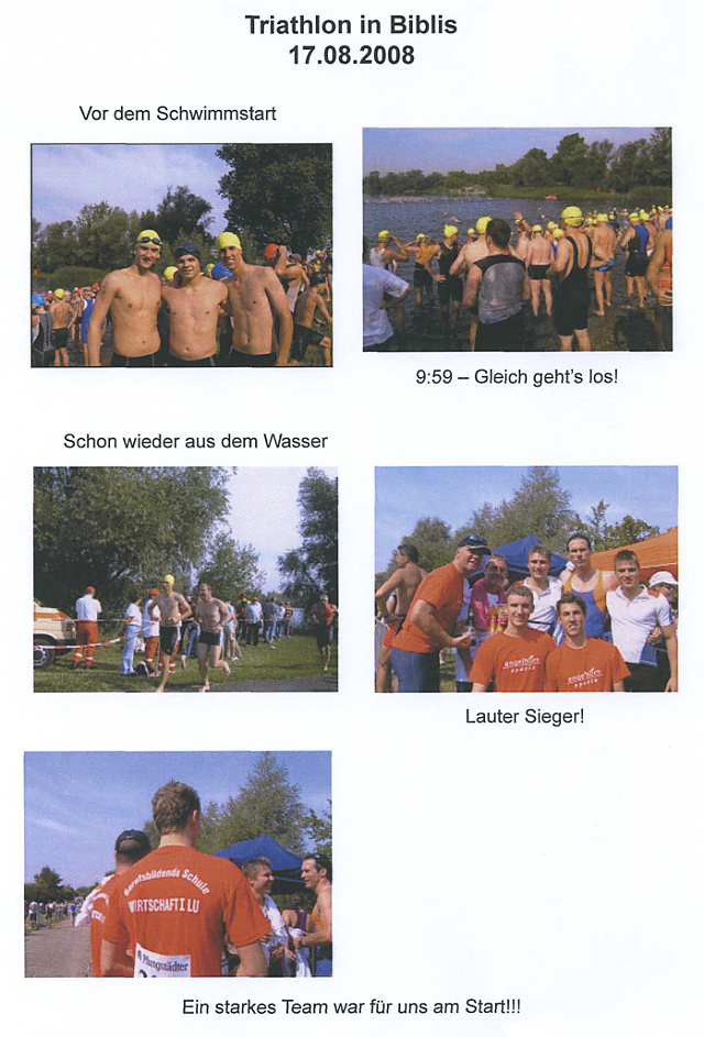 PNG Triathlon